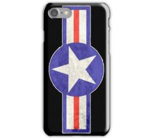 Aviation Insignia iPhone Case/Skin