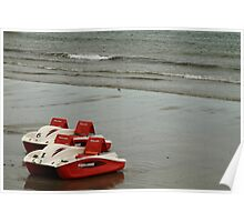 Slow boats Poster