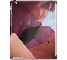 Plastic Landscape iPad Case/Skin