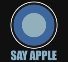 Say Apple by Kiyi