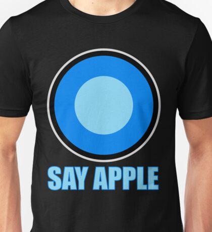 Say Apple Unisex T-Shirt