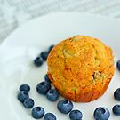 A Blueberry Breakfast by Christopher Gaines