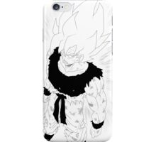 Draon Ball - Goku iPhone Case/Skin