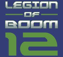 Legion of Boom by GrimbyBECK