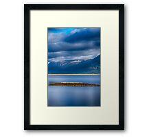 Loch Linnhe Framed Print