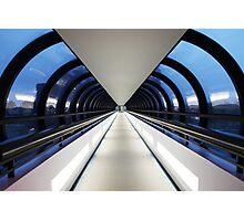 The Tube Photographic Print