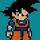 Goku 8MB by Lannie1787