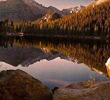 Bear Lake by CrowningGlory