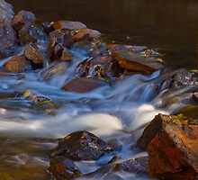 Bear Creek Cascades by CrowningGlory