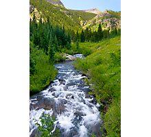 Oh-Be-Joyful River  Photographic Print