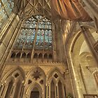 Gloucester Cathedral by Chris Tarling
