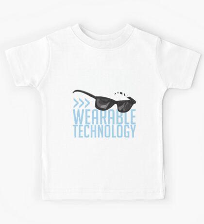 Wearable Technology Kids Tee
