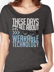 Wearable Technology Women's Relaxed Fit T-Shirt