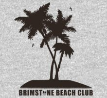 Brimstone Beach Club One Piece - Long Sleeve
