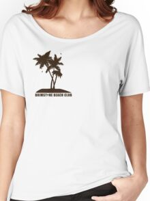 Brimstone Beach Club Women's Relaxed Fit T-Shirt