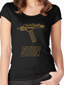 Stun Women's Fitted Scoop T-Shirt