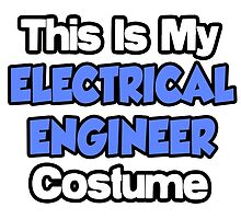 This Is My Electrical Engineer Costume by TKUP22
