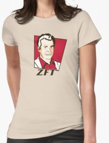 ZFT | Fringe Womens Fitted T-Shirt