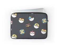 Poke Balls Laptop Sleeve