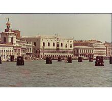 VENEZIA - PALAZZO DUCALE- ITALIA---  EUROPA-- 1500 visualizzaz.-vetrina rb explore 20 luglio 2013 - Photographic Print
