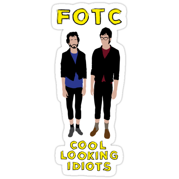 FOTC - Cool Looking Idiots by Malc Foy