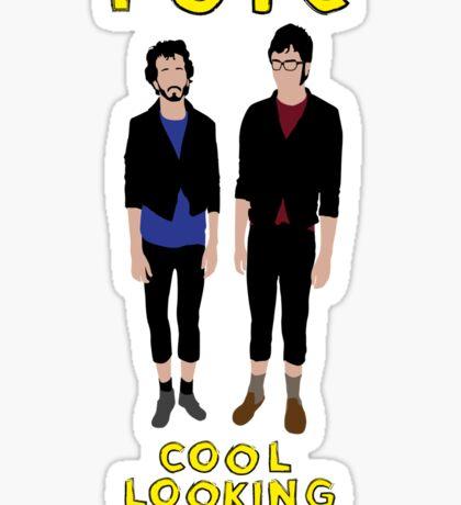 FOTC - Cool Looking Idiots Sticker