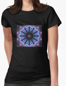 The Dark Forest I - Blue, Green, Purple Kaleidoscope T-Shirt