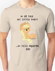 Do i love mlp? Unisex T-Shirt