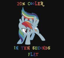 20% cooler by Appledash