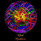 Medicine Wheel Totem Animals by Liane Pinel- Creator by Liane Pinel