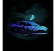 Midnight NSX Photographic Print