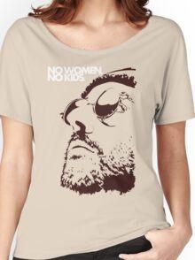No women, no kids. Women's Relaxed Fit T-Shirt