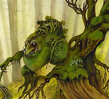 Forest Troll by Crusader