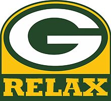 Packers Relax by KeithSwo