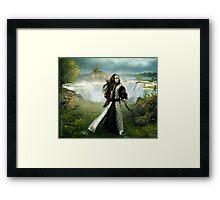 Elvin Prince Framed Print