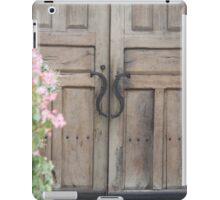 Beyond these doors... iPad Case/Skin