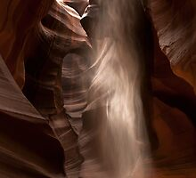 Antelope Canyon - I by Don McCrae