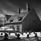 Temple Balsall Infra Red by ChrisSinn
