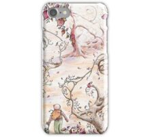 Frog Forest iPhone Case/Skin