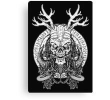 A creature from norse mythology Canvas Print