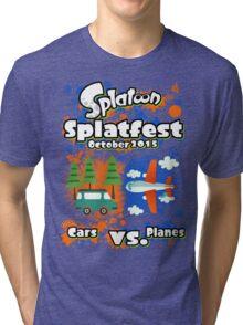Splatfest October 2015 Tri-blend T-Shirt