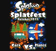 Splatfest October 2015 Unisex T-Shirt