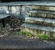 Hannah's Stairs by Penny Lewis