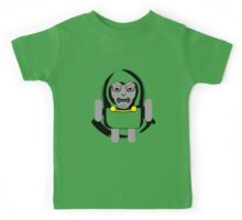 DoomDROID (basic screened variant) Kids Tee