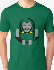 DoomDROID (basic screened variant) Unisex T-Shirt