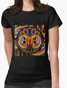 CATHEDRAL Womens Fitted T-Shirt