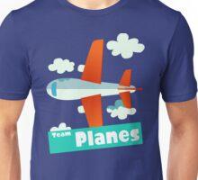 Splatfest Team Planes v.2 Unisex T-Shirt