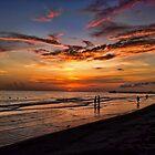 Sunset at Redington Beach, Redington Beach, FL by John Taylor
