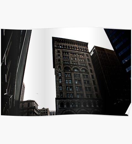 Boston is Gotham Poster