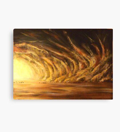Sandstorm (Mad Max: Fury Road)  Canvas Print